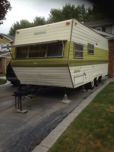 Clean 1976 bendix trailer -TRADE FOR BOAT OR $2000
