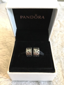 2 Authentic Pandora S Clips