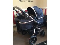 Mothercare Orb Pram and Push Chair