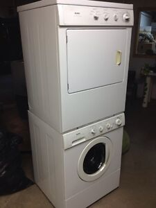 Front Load Kenmore Washer and Dryer Strackable