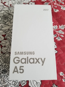 Sealed Brand New Samsung Galaxy A5 ($255 off Retail Price)