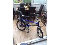 Raleigh Chopper mark 3 blue £75
