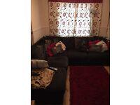 Large corner sofa, very comfy