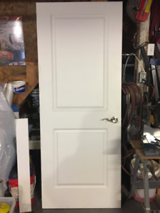 "32 "" Interior Colonial Bathroom Door"