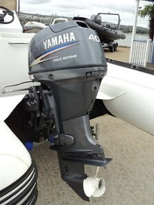 Wanted: 40 HP Outboard