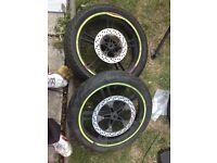 Yamaha wheels