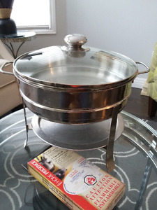 Chafing Dish (Cobourg)