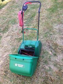 Suffolk Punch/Qualcast 12e Cylinder Lawnmower