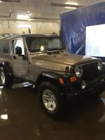 Jeep Rubicon LJ Unlimited