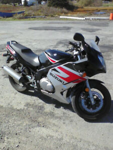 Suzuki GS500F Motorcycle for sale