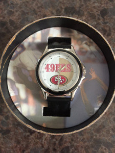 Brand New Relic San Francisco 49ers Watch