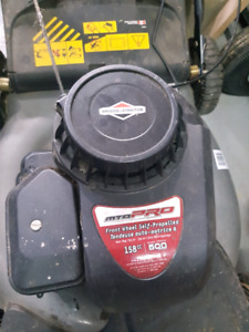 Used Briggs and Stratton Lawn Mower