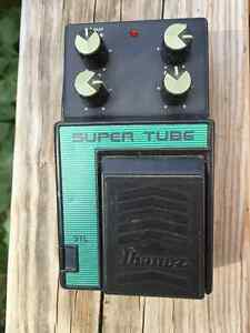 Ibanez Supertube Overdrive/Boost Like TS-9
