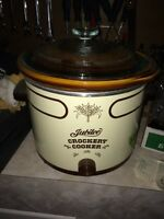 Jubilee Crock Pot