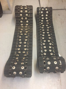 TWO TAKE OFF TRACKS RIPSAW 1.25X15X137 AND 1.25X16X137 LOW MILAG