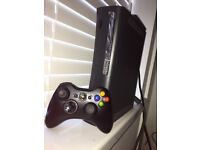 Xbox 360 perfect working order - 1 controller + all wires, battery pack and hdmi cable