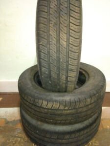 """3 MICHELIN TIRES,EXC COND""!!!14 inch"