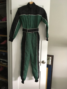 Junior go-kart Racing Suit