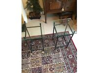 Pair of side/lamp tables