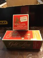 brand new gold lion kt66 tubes  matched pair