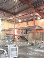 Demolition Services for Commercial and Residential