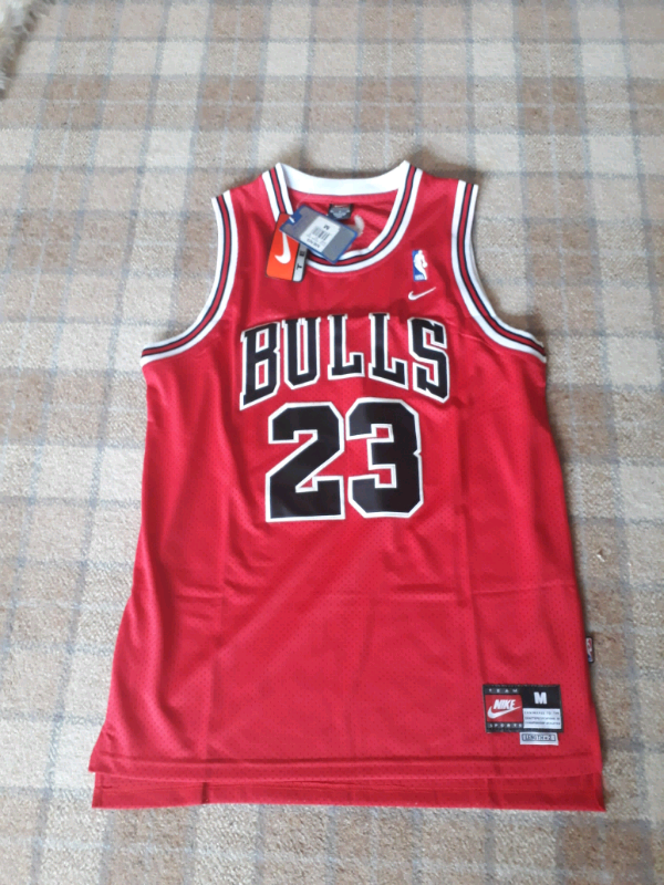 hot sale online 22783 d821c Michael Jordan Chicago bulls jersey Bnwt | in Ballymena, County Antrim |  Gumtree