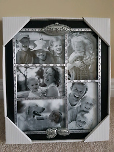 New Memories Last Forever Collage Picture Frame