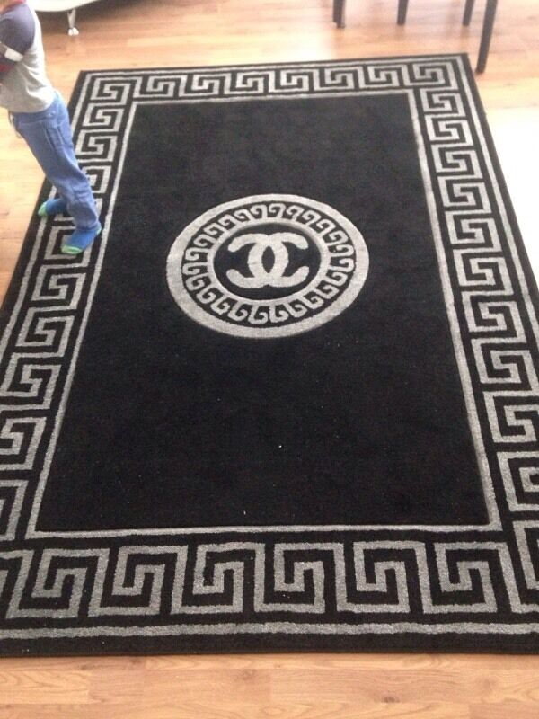 Large Chanel Style Rug In Ealing London Gumtree
