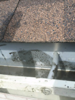 New-Roof/Re-Roof, Eavestrough Repair,Cleaning & Installing.