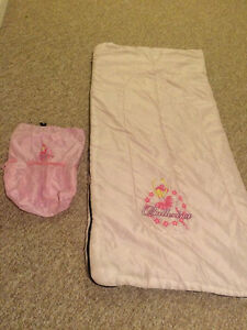 Ballerina Lightweight Children's Sleeping Bag ($5)