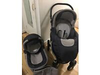 Used baby pushchair, Baby-Merc