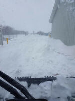 Snow removal. Contact Dean @ 306-980-8638