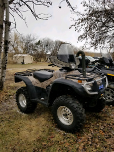 Honda | Find New ATVs & Quads for Sale Near Me in Saskatchewan