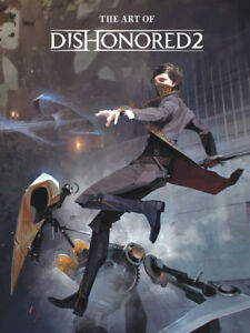 Video Game Art Books (Prey, Dishonored 2, Bloodborne)