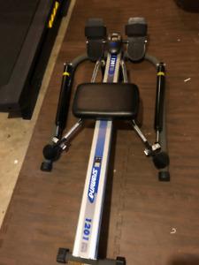 Glider Rowing Machine