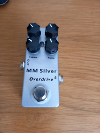 MM Silver Overdrive