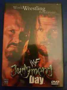 WWF Judgment Day DVD  (RARE) London Ontario image 1