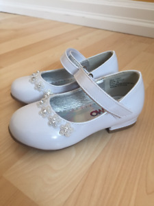 Flower Girl Shoes size 7