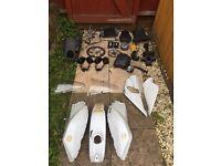 YZF-R125, Yamaha r125, r125 parts job lot
