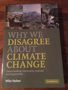 Why We Disagree About Climate Change Cambridge Kitchener Area image 1