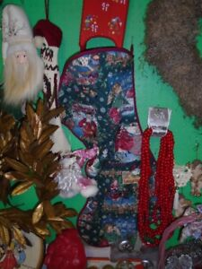 3 ft. Victorian Christmas Stocking for sale