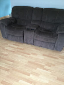 Power Love seat and recliner