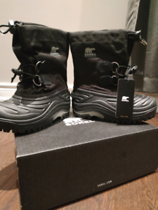 Brand New Sorel Winter Boots -- Size 11