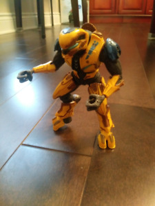 Figurine Elite Halo Jaune
