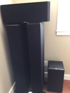 Boston acoustic surround sound system