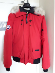 Men's Canada Goose Chilliwack Bomber-style Parka
