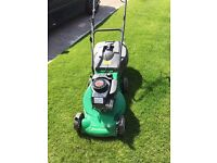 Tecumseh petrol self propelled mower