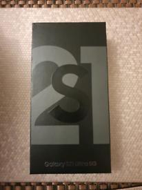 Samsung S21 ultra 128gb 5g unlocked
