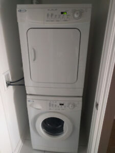 Apartment Size, Stack-able Washer + Dryer ( Maytag )