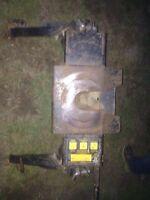 5th wheel hitch